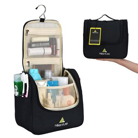 amazoncom travel hanging toiletry bag  hikenture