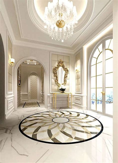 Kitchen Entryway Ideas - 40 luxurious grand foyers for your elegant home