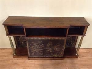 Mobilier En Anglais : meuble d 39 appui anglais en palissandre et laque de chine xixe ~ Melissatoandfro.com Idées de Décoration