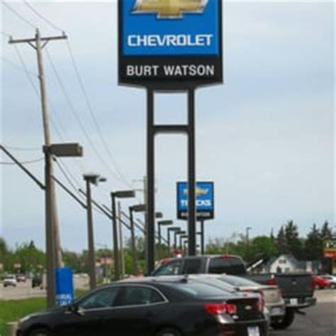 Burt Watson Chevrolet  16 Photos  Car Dealers 7468