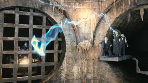 harry potter escape  gringotts ride secrets revealed entertainment tonight
