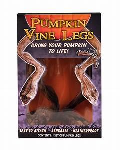 Gruselige Halloween Deko : modrige k rbis beine halloween k rbis deko horror ~ Markanthonyermac.com Haus und Dekorationen