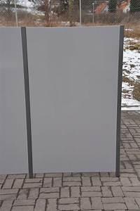 Sichtschutz 100 Cm Hoch : end pfosten f r sichtschutz stele 100 cm hoch ~ Bigdaddyawards.com Haus und Dekorationen
