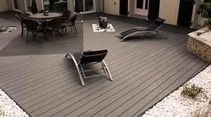 Terrasse En Bois Composite Prix : prix d 39 une terrasse bois co t moyen tarif de pose ~ Edinachiropracticcenter.com Idées de Décoration