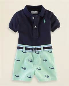 Polo Ralph Lauren Baby Boy Clothes