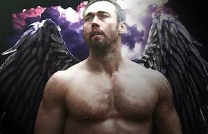 Kevin Durand as Angel Gabriel by AMANDABOMINATION on ...
