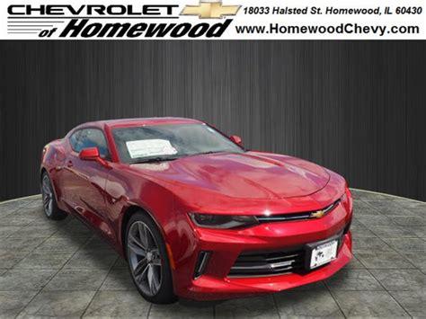 New 2018 Chevrolet Camaro Lt Lt 2dr Coupe W/2lt Near