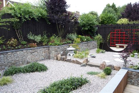 japanese garden design encompassing simplicity  harmony
