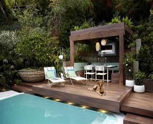 Gartengestaltung Bilder Kleiner Garten : gartengestaltung kleiner garten mit pool new garten ideen ~ Lizthompson.info Haus und Dekorationen