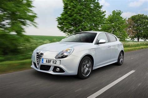 Alfa Romeo Giulietta Hatchback Review  Car Keys