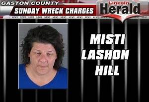 Woman Charged In Fatal Wreck - Lincoln Herald - Lincolnton, NC