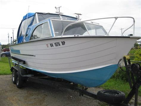 Aluminum Boats Utah by 1973 Starcraft Boats Chieftain 21 For Sale In Lewis