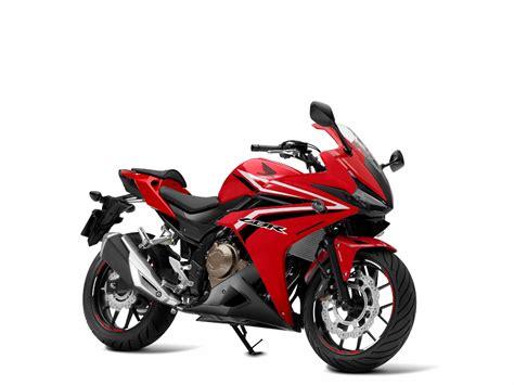 cbr sport bike 2017 honda cbr500r review of specs changes cbr sport