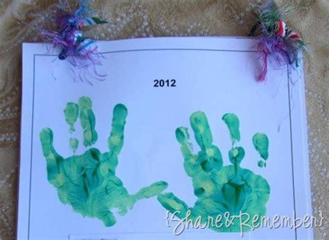 Handprint Template Costumepartyrun