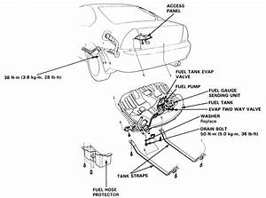 Prektisrio  U2022 Blog Archive  U2022 Honda Accord Fuel Line Diagram