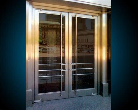 stainless steel doors crl monumental formed stainless steel doors