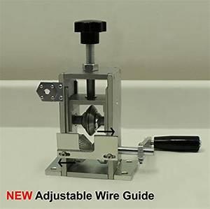 Coppermine Manual Crank  U0026 Drill Operated Copper Wire