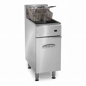 Imperial Ifs-40-e Electric Fryer