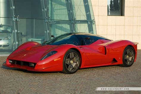 Seven super rare supercars you will never get to drive