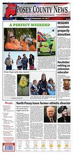 September 12, 2017 - The Posey County News by The Posey ...