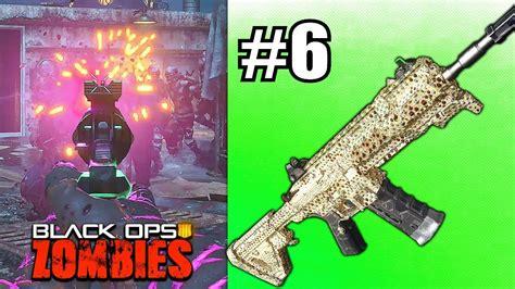 bo4 zombies gun worst every guns ranked
