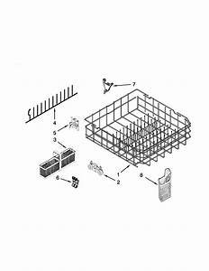 Kitchenaid Kude60hxss4 Dishwasher Parts