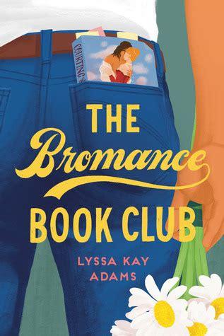 bromance book club  lyssa kay adams
