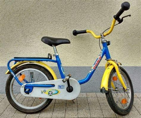 puky fahrrad 14 zoll fahrrad puky 16 zoll kinderfahrrad ankauf und verkauf anzeigen