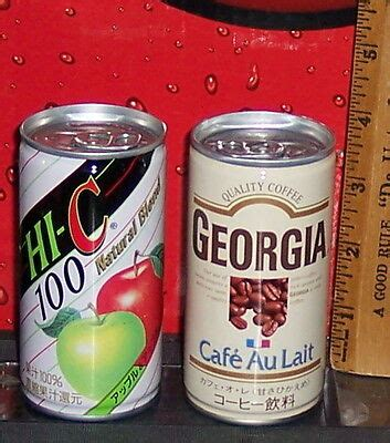As often as possible our coffees are purchased direct from the farmer and sustainably grown. COCA COLA JAPAN, Georgia Max Coffee, 250ml in a Can, Japanese Coffee - $3.96   PicClick