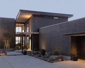 delightful idee amenagement exterieur maison 20 idee With decoration jardin zen exterieur 7 amenager une entree de maison moderne