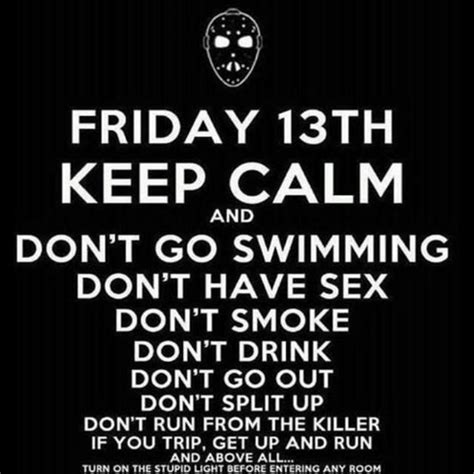 Friday The 13 Meme - best 25 friday the 13th memes ideas on pinterest friday the 13th quotes friday the 13th