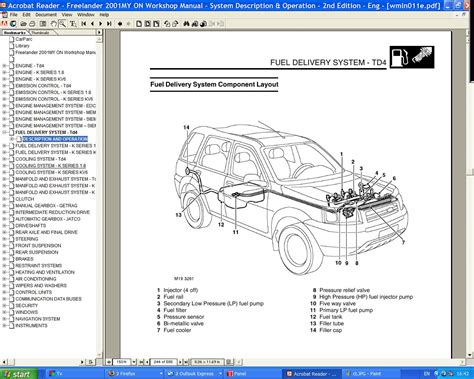 Land Rover Fuel Pump Diagram Wiring Library