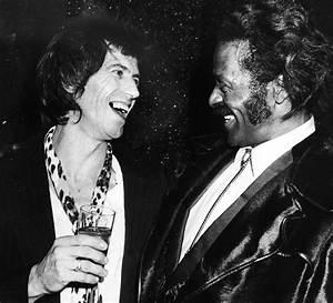 Keith-Richards-Chuck-Berry – HABLATUMÚSICA