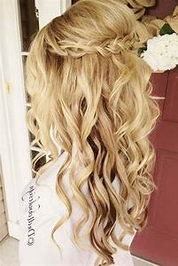 2019 Popular Long Hairstyles Formal Occasions