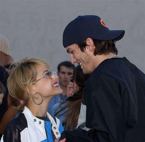 Brittany Murphy And Ashton Kutcher Photos Photos