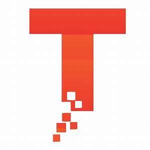 Letter T Logo Designs   Free Letter-Based Logo Maker Online