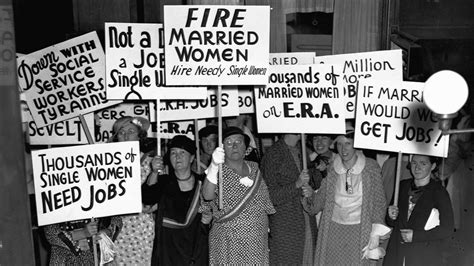 married women  banned  working