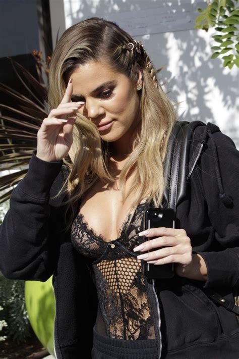 Khloe Kardashian Street Style - Out in Los Angeles, CA, 4 ...