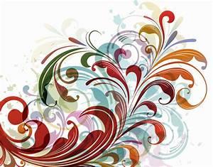 Graphic+Arts   Floral Design Vector Art Graphic   Flower ...