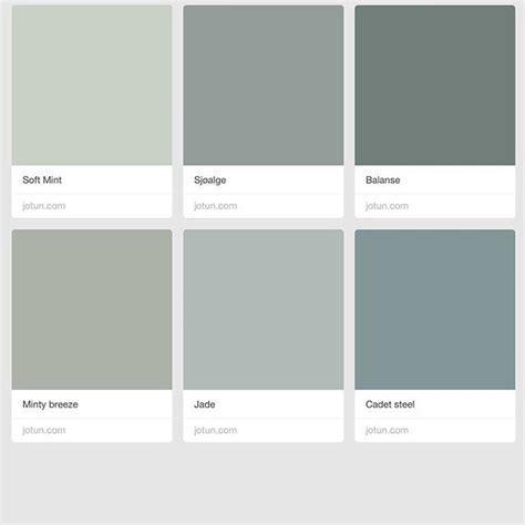 jade jotun google s 248 gning farver stue maling