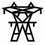 Pylon Svg Icon Icons Transparent