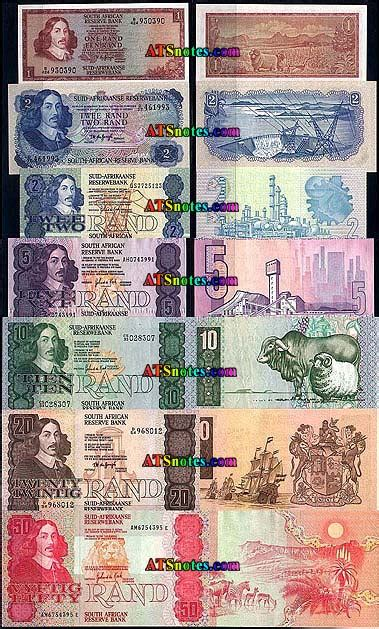 south africa banknotes south africa paper money catalog