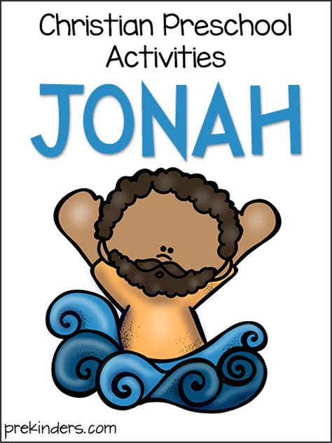 christian preschool activities archives prekinders 398 | jonah christian preschool