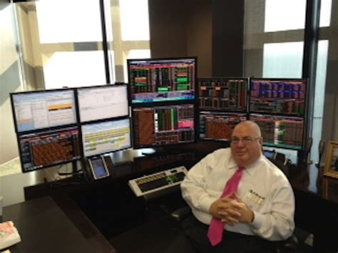 This Wealth Manager Has A Sick Trading Desk And Even