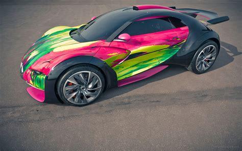 Car Wallpapers Cars 3 by Citroen Survolt Concept Car 3 Wallpaper Hd Car