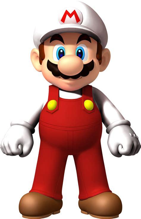 Fire Mario New Super Mario Bros Wii By Sunnyboiiii A