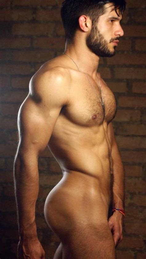 Muscle Men Nude Pecs Arms Bubble Butt Ass Give Me Humps