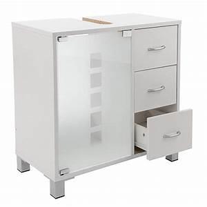 Waschbeckenunterschrank 60 Cm Mit Schubladen