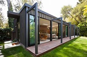 Simple Shipping Container Homes - Home Design