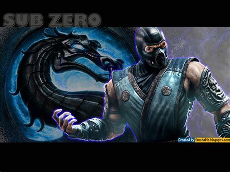Best Wallpaper Sub Zero Mortal Kombat New Wallpaper Hd